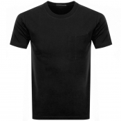 Product Image for Nudie Jeans Kurt Worker T Shirt Black